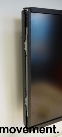 Samsung LH46BVPLBF/EN, 46toms Public Display-skjerm, FULL HD, pent brukt, OBS! Mangler deler av plastdeksel bilde 3