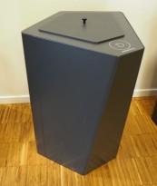 Søppelbøtte / papirkurv / kildesortering for matavfall i grått fra Trece, pent brukt