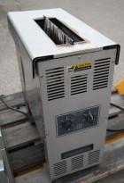 Burgerbrødvarmer / karamelliseringsmaskin Roundup VCT-2000HC, pent brukt