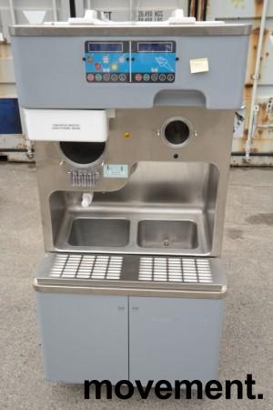 Stor softismaskin / milkshakemaskin, Carpigiani K3/E 400V, pent brukt bilde 13