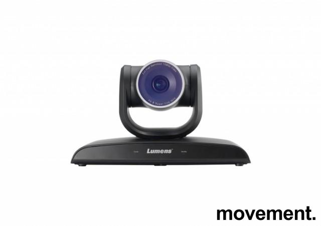 Lumens VC-B20U, 1080p-kamera for Skype, USB3.0, pent brukt bilde 1