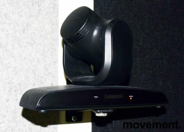 Lumens VC-B20U, 1080p-kamera for Skype, USB3.0, pent brukt bilde 2