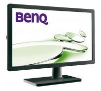 Benq 24toms skjerm LED V2410ECO / ET0036-B, 24toms Full HD 1920x1080, VGA/HDMI, pent brukt