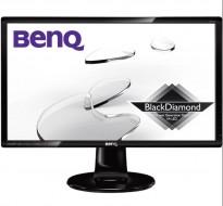 Flatskjerm til PC: Benq GW2450HM, 24toms, 1920x1080 Full-HD, VGA/DVI/HDMI/Audio, pent brukt