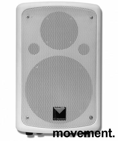 Aktive høyttalere med veggfeste T&M Systems 6.5pa, 1 par selges samlet, pent brukt bilde 1