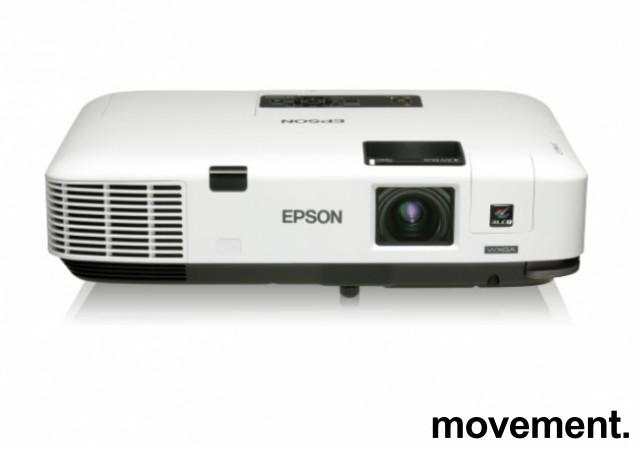 Widescreen-projector, Epson EB-1920W, 1280x800, 4000lumen, pent brukt - 1459 timer på pære bilde 1