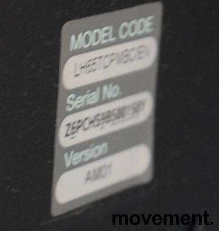 Samsung SyncMaster 65toms Touch-skjerm, Full HD, LH65TCPMBC/EN, pent brukt bilde 2