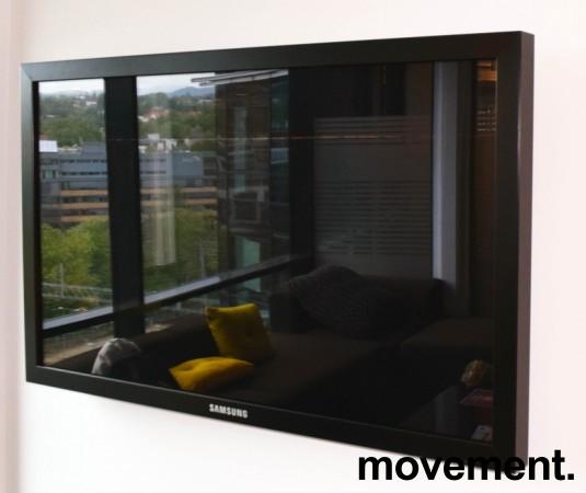 Samsung SyncMaster 65toms Touch-skjerm, Full HD, LH65TCPMBC/EN, pent brukt bilde 1