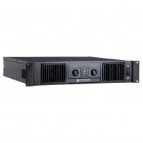 RCF PA-forsterker med XLR inn og Speakon ut, RCF HPS1500, 2x750W, pent brukt