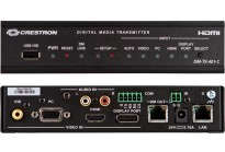 AV-utstyr: Crestron DM-TX-401-C Digital Media Transmitter HDMI/DP, pent brukt