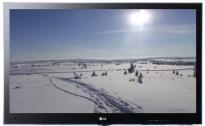 LG 60toms flatskjerm 60PK950N, Full HD 1920x1080, Plasma, uten bordfot, pent brukt