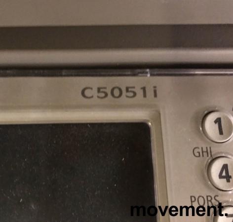Kopimaskin / multifunksjon / fargelaser fra Canon, ImageRunner C5051i med mater, pent brukt bilde 2