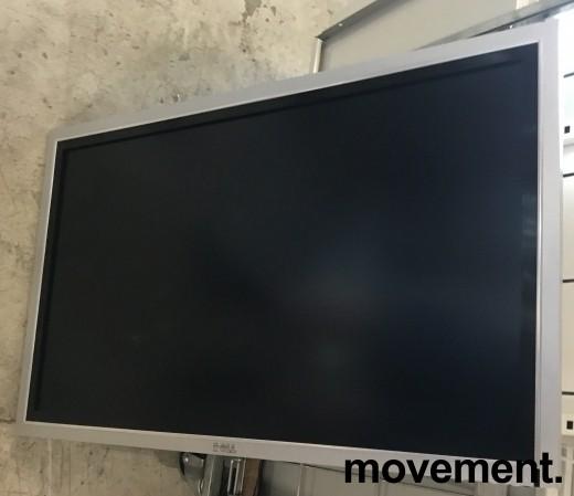 Flatskjerms-TV fra Dell, 37toms, W3706MC, 1366x768 HD Ready, uten bordfot, pent brukt bilde 4