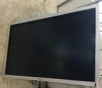 Flatskjerms-TV fra Dell, 37toms, W3706MC, 1366x768 HD Ready, uten bordfot, pent brukt