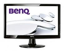 Flatskjerm til PC: BENQ GL2440HM, 24toms, 1920x1080 Full-HD, VGA/DVI/HDMI, 2ms, pent brukt