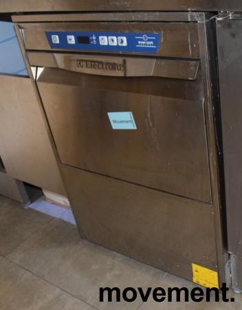 Electrolux WT30 underbenk oppvaskmaskin i rustfritt for storkjøkken, 400v 3fas, pent brukt 2012-mod bilde 2