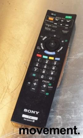 Flatskjerms-TV: Sony Bravia 55toms LCD KDL-55EX500 Full HD, pent brukt, med veggfeste bilde 3
