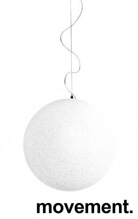 Pendellampe: Lumen Center Italia, modell Iceglobe 45cm, pent brukt bilde 1