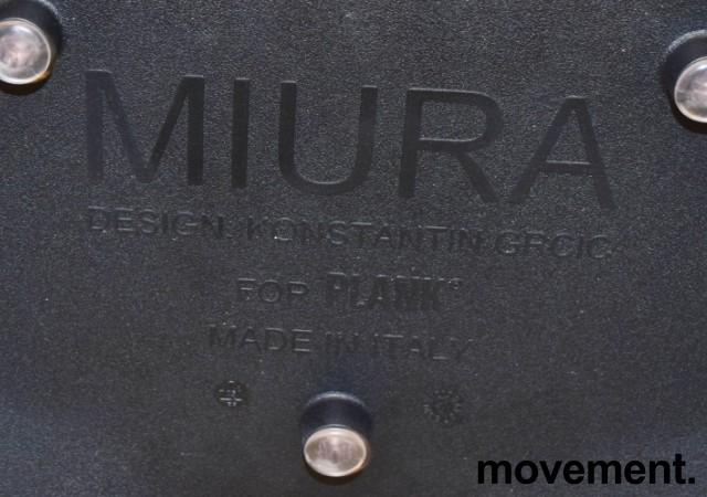 Barkrakk fra Plank, Miura i sort, 78cm sittehøyde, pent brukt bilde 4