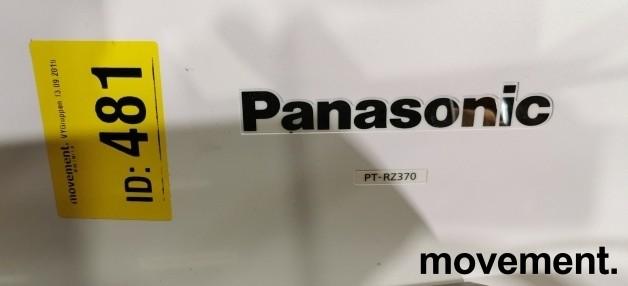 Panasonic Prosjektor PT-RZ370E, 3500Lumen, HDMI, Widescreen FULL HD, pent brukt bilde 9