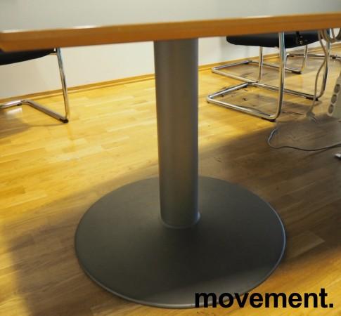 Møtebord i grått fra EFG, 280x120cm, passer 8-10 personer, pent brukt bilde 2