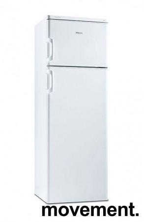 Kjøleskap / kombiskap fra Electrolux, modell ERD28304W, 55cm bredde, 159cm høyde, pent brukt bilde 1
