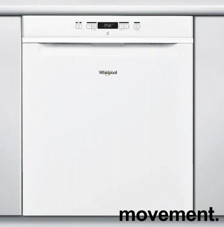 Whirlpool WUC3C22 oppvaskmaskin i hvitt, pent brukt bilde 1