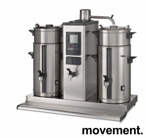 Bravilor Bonamat B10-HW 2x10 liters urne-kaffetrakter proff-modell, 3fas 230V, pent brukt bilde 1