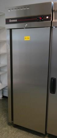 Inomak CZS170 kjøleskap for storkjøkken i rustfritt stål, 72cm bredde, 210cm høyde, pent brukt bilde 2