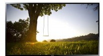 Flatskjerms-TV: Samsung 55toms 3D LED Smart TV UE55F6475, pent brukt