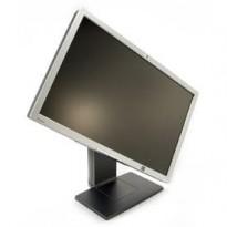 Flatskjerm til PC: Hewlett-Packard LP2465, 24toms, 1920x1200, 2xDVI, USB, pent brukt