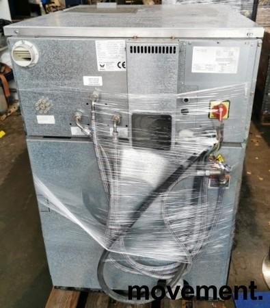 Industrivaskemaskin IPSO WF165C, 3fas 230Volt 18,75kW, 165liters kapasitet, pent brukt, 2010-modell bilde 3