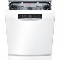 Bosch SMU67MW06S oppvaskmaskin i hvitt, pent brukt