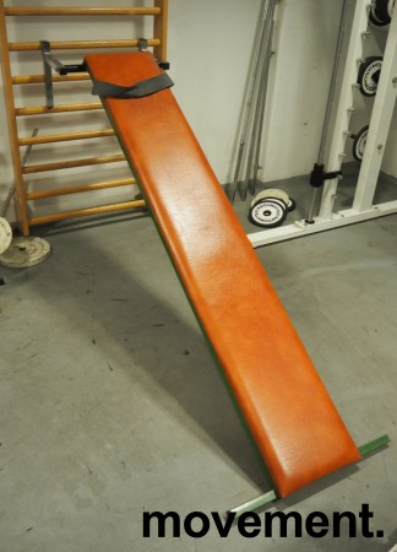 Treningsbenk for oppheng i ribbevegg, brukt bilde 1