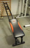 Abilica XC Slider, skitreningsmaskin for oppheng i ribbevegg, pent brukt