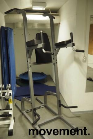 Treningsapparat for dips / pull up fra Body-Solid, pent brukt bilde 1