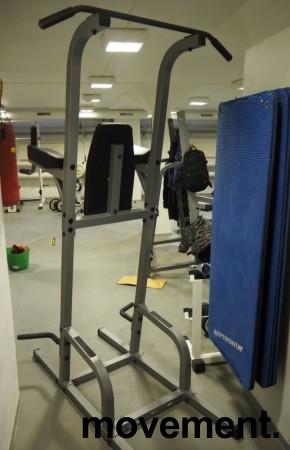 Treningsapparat for dips / pull up fra Body-Solid, pent brukt bilde 2