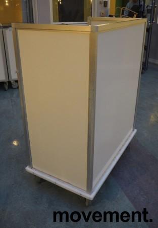 Essnor oppvasktralle, 93cm bredde, 120,5cm høyde, pent brukt bilde 2