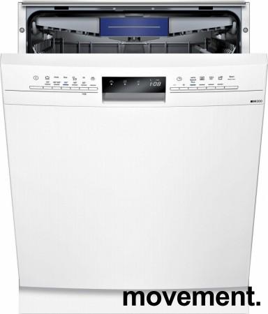 Siemens SN436W01KS oppvaskmaskin i hvitt, pent brukt bilde 1
