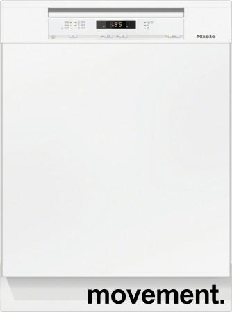 Miele G6100SCU oppvaskmaskin i hvitt, pent brukt bilde 1