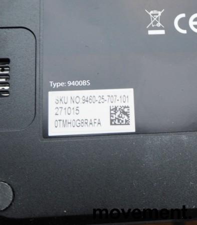 Jabra Pro 9400BS Trådløst Headset med base, for fasttelefon, mobiltelefon og PC, pent brukt bilde 2