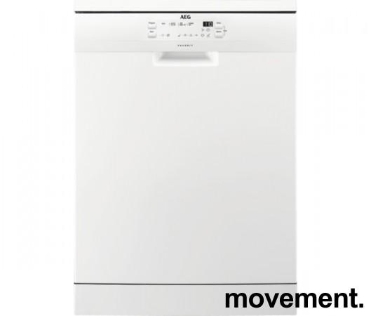 AEG FFB41600ZW oppvaskmaskin i hvitt, pent brukt bilde 1