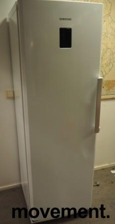 Samsung RR92HSWW frittstående kjøleskap, 180cm høyde, pent brukt bilde 1
