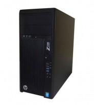 Stasjonær PC: HP Z230 Workstation Tower, Core i3-4130 3,4GHz / 8GB / uten HD, pent brukt.