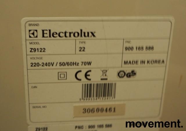 Electrolux Z9122 luftrenser i hvitt, vaskbart HEPA-filter, pent brukt bilde 3