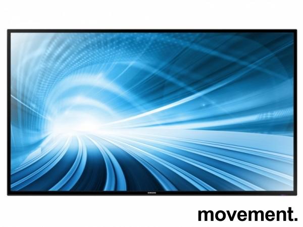 Samsung ED55D / LH55EDDPLGC/EN, 55toms Public Display-skjerm, FULL HD, pent brukt bilde 1