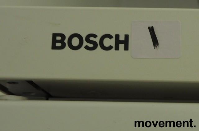 Eldre Bosch frittstående fryseskap i hvitt, høyde 185, brukt bilde 4