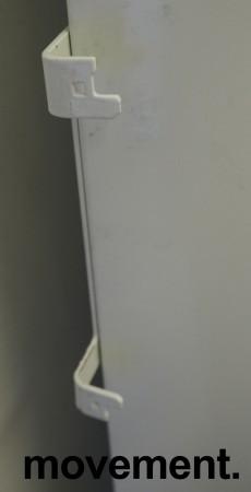 Eldre Bosch frittstående fryseskap i hvitt, høyde 185, brukt bilde 3