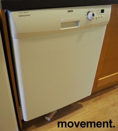 Zanussi oppvaskmaskin i hvitt, ZDF3013, pent brukt bilde 1