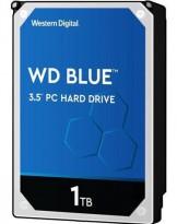Harddisk: Western Digital Blue WD10EZEX, 1TB, 3,5toms, NY I FORSEGLET EMB.